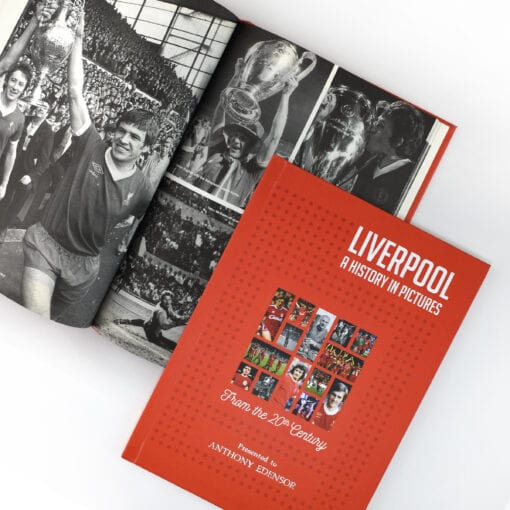 History in Pictures LIVERPOOL Lifestyle White