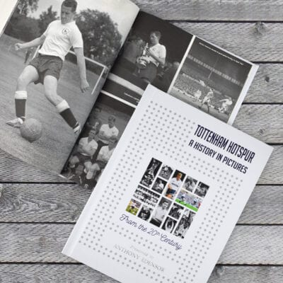 History in Pictures TOTTENHAM HOTSPUR Lifestyle Wood