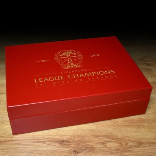 Liverpool League Champions box out side 1