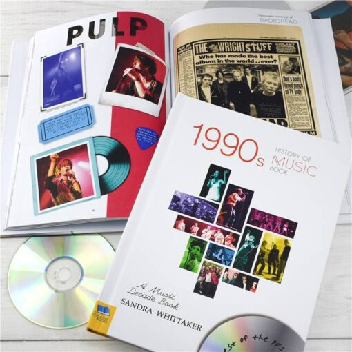 1990s History Of Music