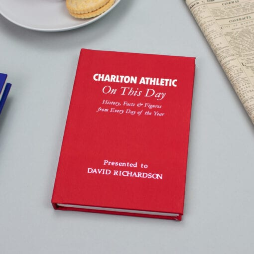 Charlton Athletic On This Day Cover 2 1