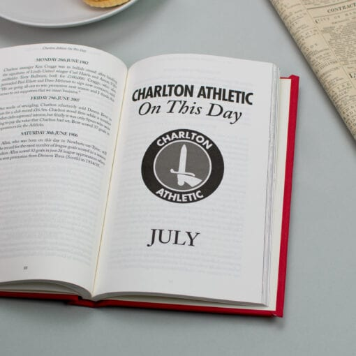 Charlton Athletic On This Day spread 4