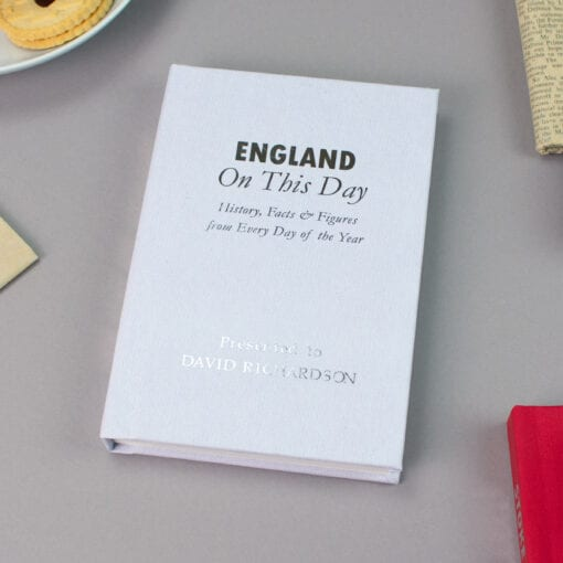 England On This Day Cover 2 1