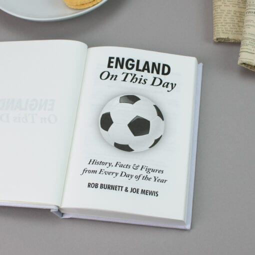 England On This Day spread 6