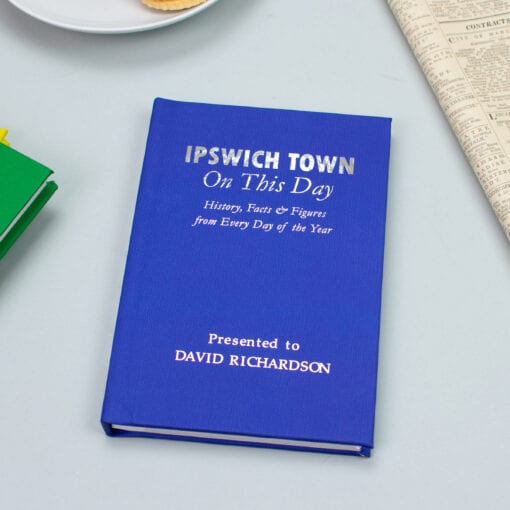 Ipswich Town On This Day Cover 2 1