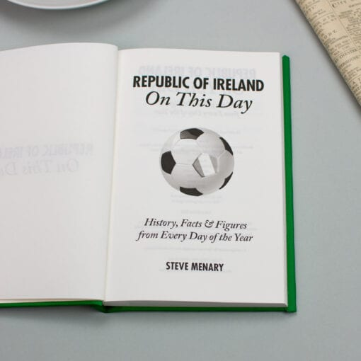 Ireland On This Day spread