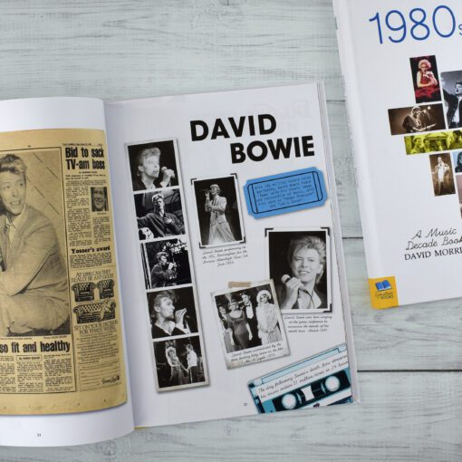 Music Decade 1980 Cover Spread Wood 2