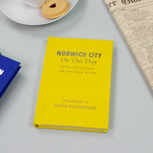 Norwich City On This Day Cover 2 1