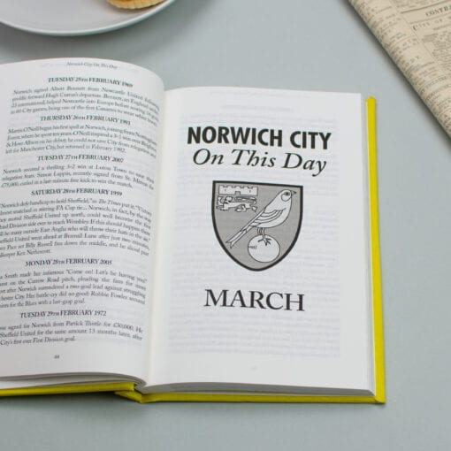 Norwich City On This Day spread 4