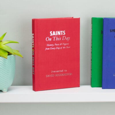 Personalised Southampton On This Day Book