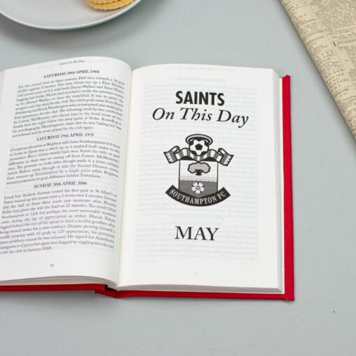 Saints On This Day spread 2