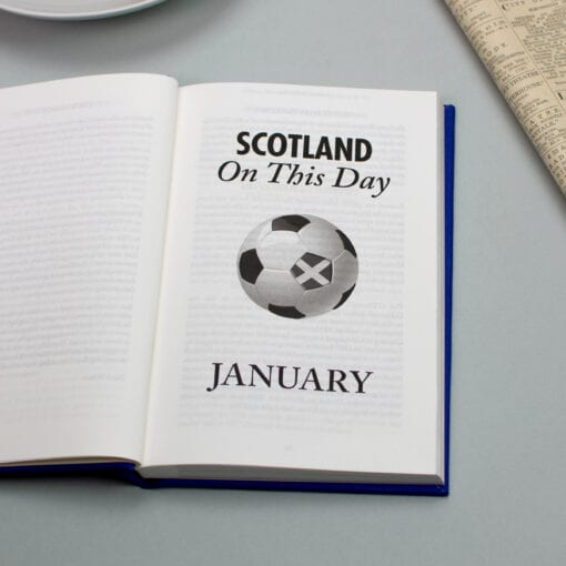 Scotland On This Day spread