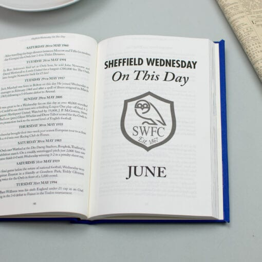 Sheffield Wednesday On This Day spread 4