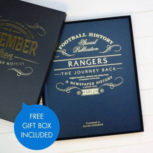 Ranger Journey Back Cover Giftbox Callout