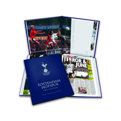 Spurs Ultimate Book Group UK ONLY